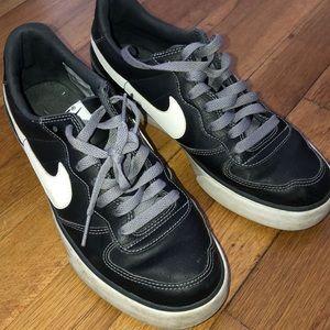 Grey Nike's